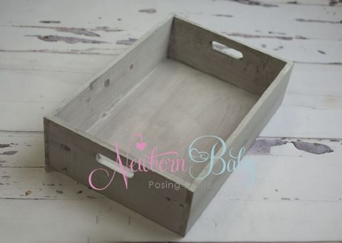 Grey Crate ~ 3 sizes